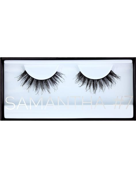 378637b691f HUDA BEAUTY - Samantha Classic Lashes #7 | #lashes #huda #beauty #makeup
