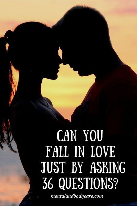 Can You Fall In Love With Anyone By Asking 36 Questions This Or