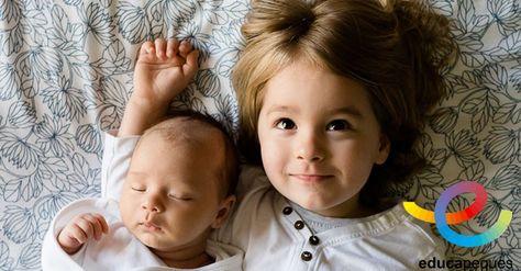 La llegada de un segundo bebé a las familias es signo de alegría y de felicidad. Es completamente normal que cuando nazca el bebé los padres y los más alle