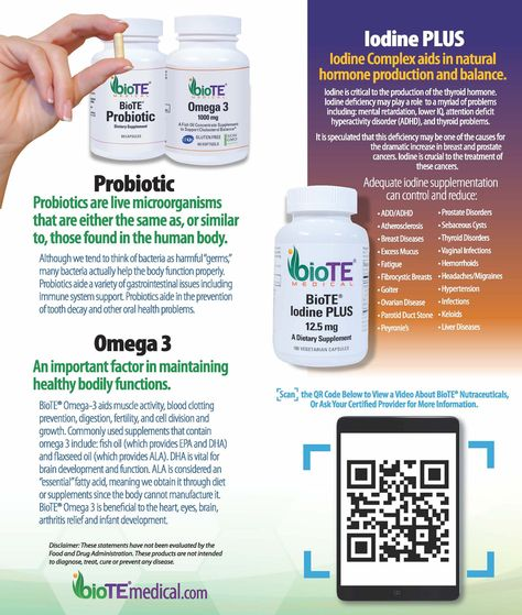 Pin By Biote Medical Llc On The Biote Method Patient Brochure