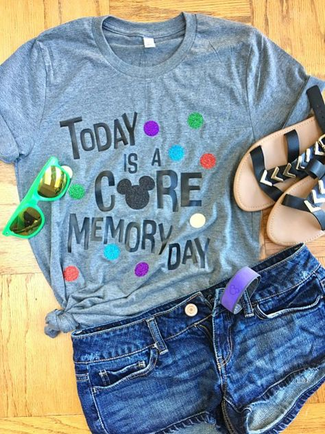Disney Pixar Shirt - Inside Out Shirt - Disneyworld Shirt - Core Memory Day Unisex Tee - Core Memory Shirt Disney Diy, Disney Crafts, Disney Dream, Disney Style, Disney Magic, Disney Pixar, Disney Bounding, Disneyland Trip, Disney Vacations
