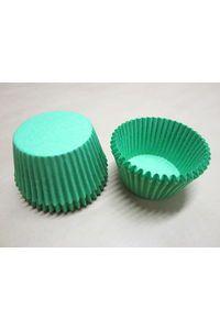 Grønne Muffinsforme. 45-50 stk
