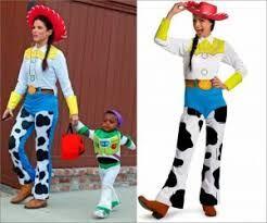 Disfraces Originales Para Carnaval 2018 Para Mujer Divertidos Y Fáciles De Hacer En Casa Jessie Toy Story Toy Story Baby Toy Story Costumes