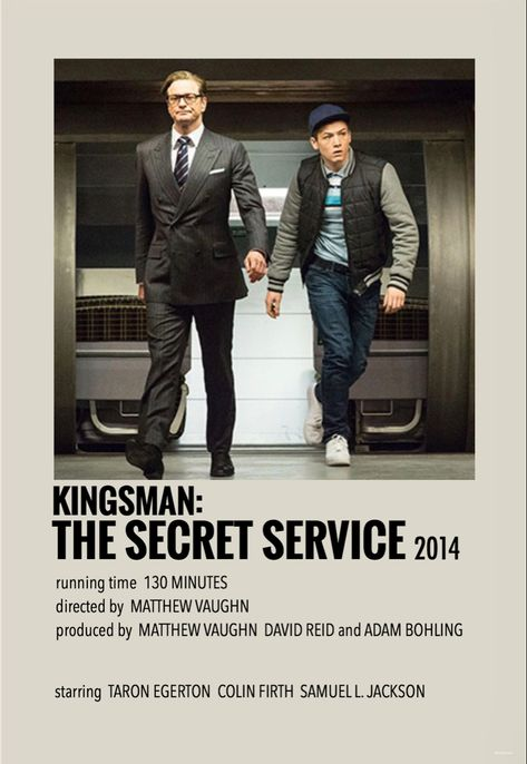 Kingsman the secret service by Millie