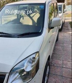 Rulgaye Suzuki Wagon R 2015 Model For Sale In Lahore Suzuki