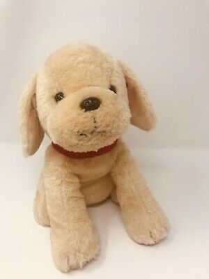 Biscuit The Little Yellow Puppy 11 Stuffed Dog Plush Golden