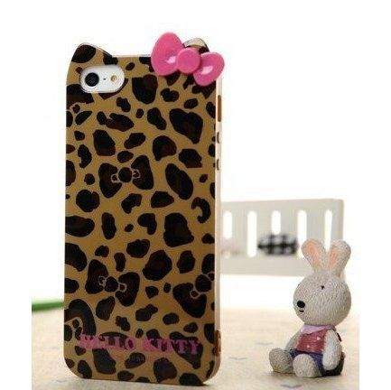 ac1808bd9 Hello Kitty TPU Leopard | Popular Products | Hello kitty bow, Bow ...