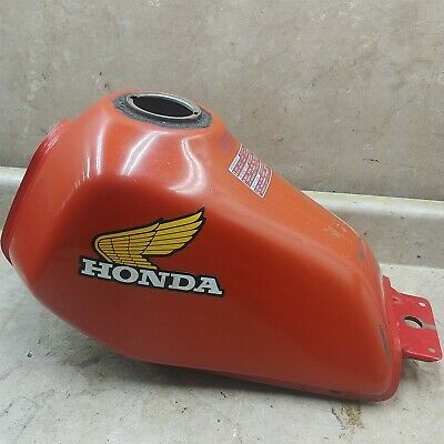 Advertisement Ebay Honda 200 Xl Xl200 Gas Fuel Tank 1984 Hb579 In 2020 Honda Motorcycle Parts And Accessories Used Engines