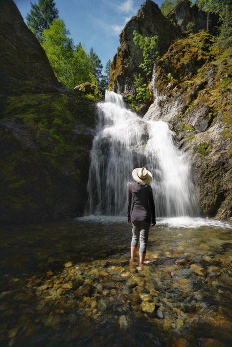 Northern California Waterfall Adventures in Siskiyou