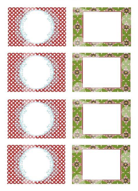 Etiquettes Gratuites Noël à Imprimer Et Coller Sur Les