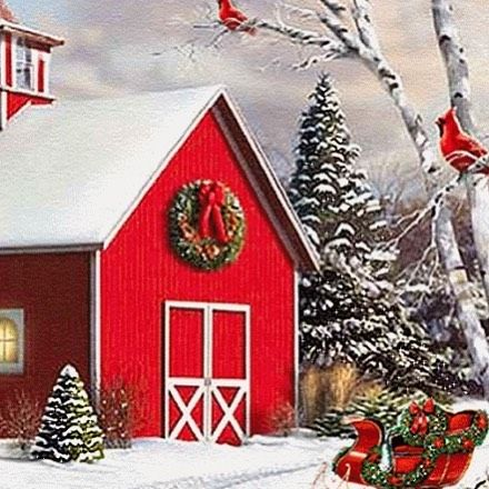 Christmas Red Winter Vintage Reef Snow Fall Love Retro Traditional Christmastrees Christmas Happy Christmas Day Christmas Scenes Happy Christmas