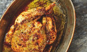 Bird of paradise: Yotam Ottolenghi's favourite roast chicken dinner – recipes   Life and style   The Guardian