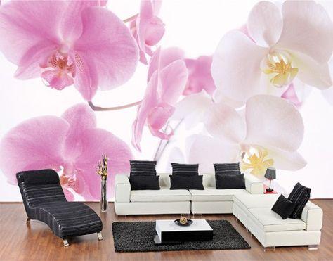 Mantiburi Fotobehang Graceful Orchids 3 Mantiburi