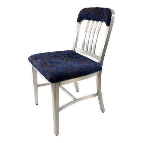Goodform Aluminum Navy Chair Chair Home Furniture Home Decor