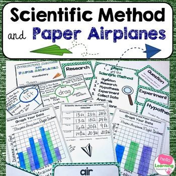 Scientific Method And Paper Airplanes An Investigation In Flight