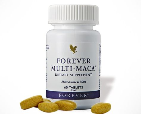 Forever multi maca benefits
