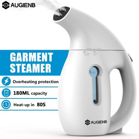 Garment Steamer Augienb Portable Handheld Clothes Steamer Home