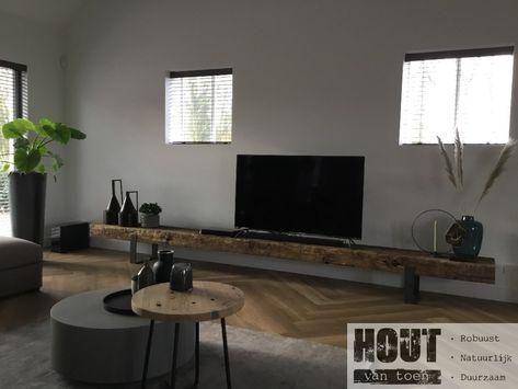 Houten Tv Meubel Op Maat.Bielzen Tv Meubel Van 430 Cm Lang Op Maat Gemaakt Door Hout Van