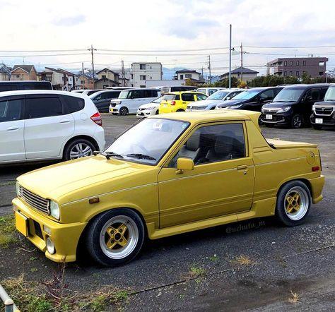 Uchuta Matsuda On Instagram 近所の月極に駐まってるイカしたマーボー いつも気になってたけどついに激写しました Suzuki スズキ Mightyboy マイティボーイ 旧車 Jdm スズキ 旧車 ピックアップトラック