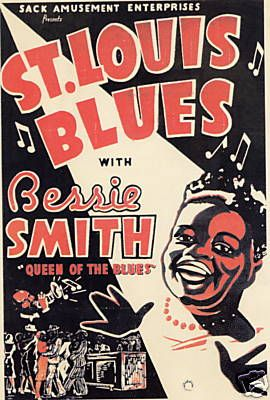 0264 Vintage Music Poster Art Louis Armstrong