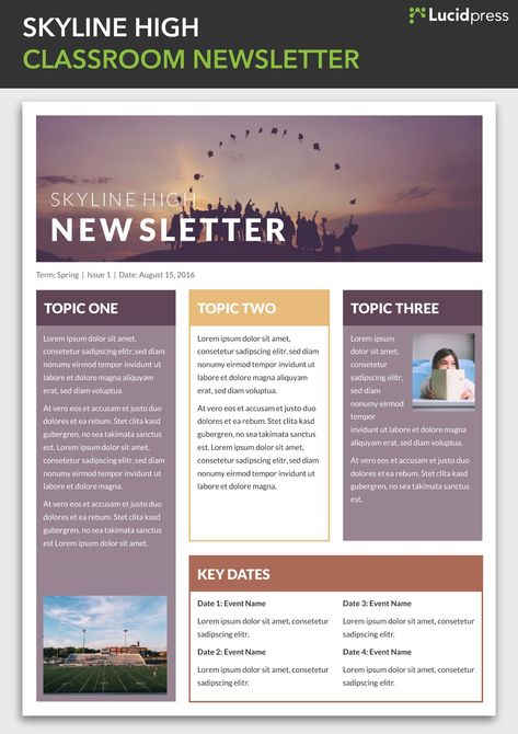 Best Newsletter Design Ideas to Inspire You