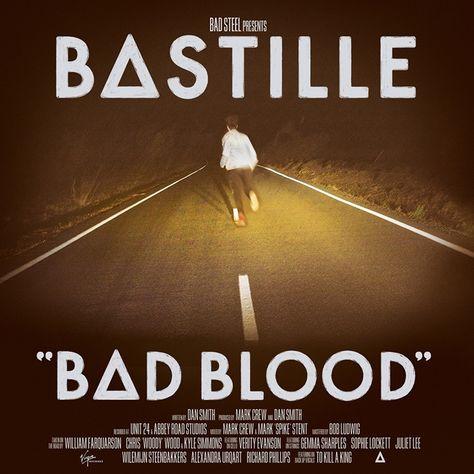 Bastille - Bad Blood 180g Vinyl LP + Booklet + Poster + Download