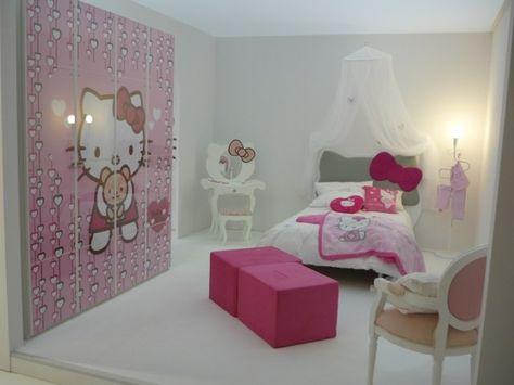 Hello Kittyu0027s Bedroom