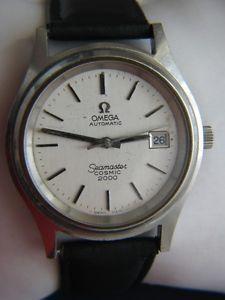 Omega Automatic Seamaster Cosmic 2000