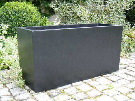 MEGA - Pflanztrog Pflanzkübel Blumenkübel 120x50x55cm 200euro ...