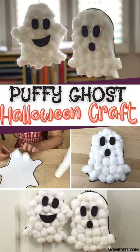 Halloween Ghosts, Halloween Crafts For Kids, Halloween Party, Couple Halloween, Halloween Office, Halloween Kid Activities, Halloween Crafts For Kindergarten, Halloween Makeup, Halloween College