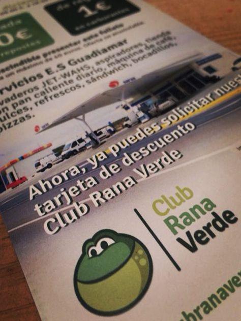 Folleto De Apertura De Club Rana Verde Nomad Room Ranaverde