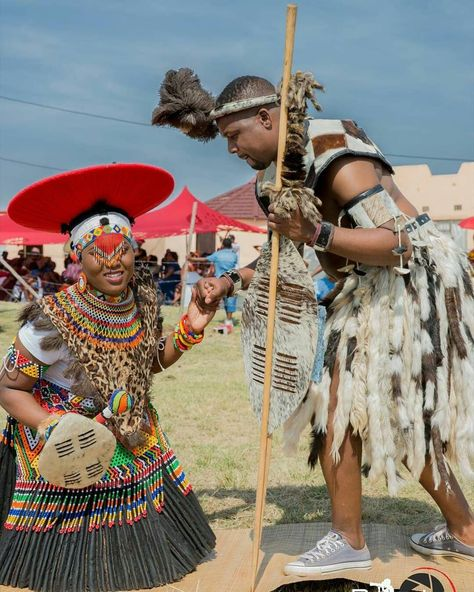New Zulu Traditional Dresses Fashionable Styles In 2020