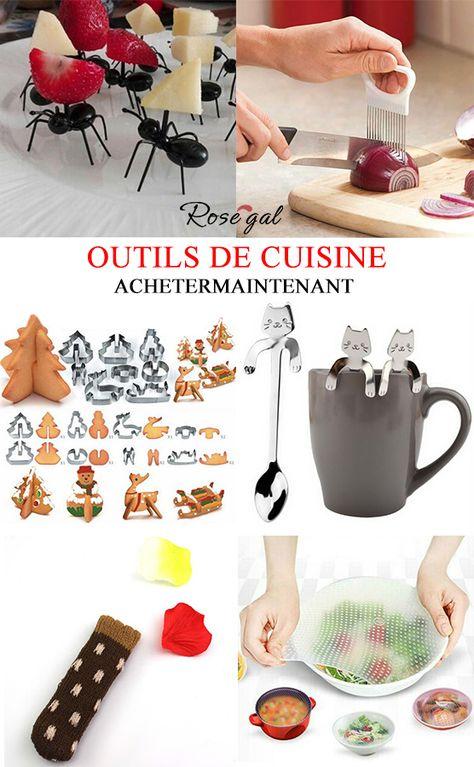 Ustensiles De Cuisine Accessoire Cuisine Pour Vous Aider Rosegal