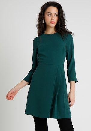 58f97d5fa Sukienka etui - green @ Zalando.pl 🛒 w 2019 | W dobrym stylu ...