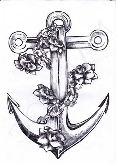 Significado De Tatuagem De Ancora O Que Significa Com Imagens