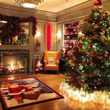Como Decorar El Interior De Una Casa Para Navidad