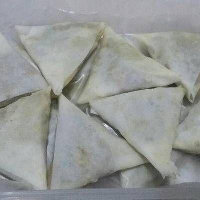 Resep Samosa Lezat Isi Daging Ayam Dengan Bumbu Kari Oleh Fitri Puspitasari Cookpad Samosa Daging Resep
