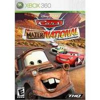 I'm learning all about THQ Cars: Mater-National at @Influenster!