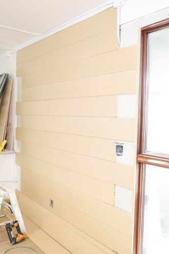 How To Install Mdf Shiplap This Mamas