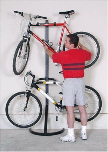2 4 Bicycles Wall Mounted Bike Holder Stand Rack Storage Display Racor