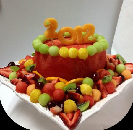 14 best Fruit Cake Ideas images on Pinterest Fruit salads Fruit