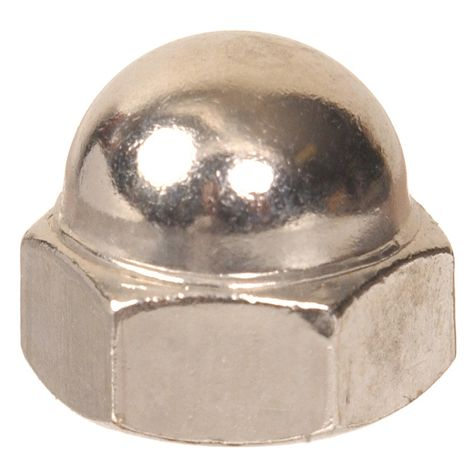 6-Pack The Hillman Group 4361 1//4-28 Stainless Steel Wing Nut
