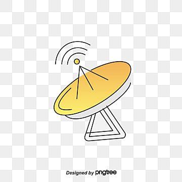 هوائي استقبال إشارة القمر الصناعي إشارة قمر صناعي هوائي الأقمار الصناعية Png والمتجهات للتحميل مجانا Satellite Antenna Free Vector Graphics Vector Art