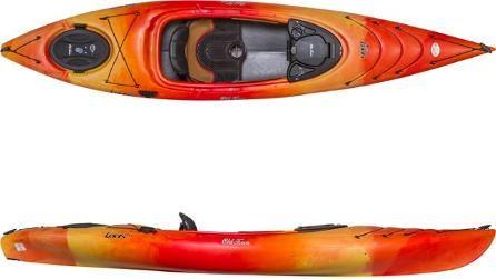 Old Town Loon 126 Kayak Kayak Camping Kayaking Whitewater Kayaking