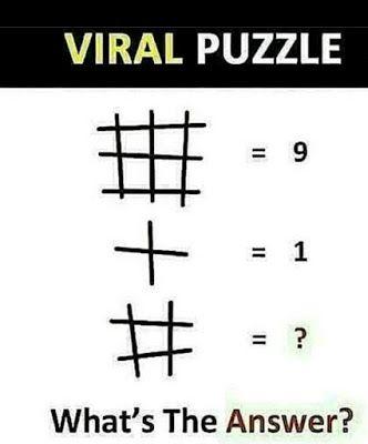 Viral Puzzle Mathpuzzle Viral Quiz Math Puzzles Brain Teasers Brain Teasers Riddles Math Riddles Brain Teasers