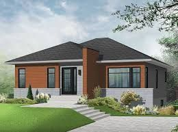 Quatro Aguas House Design In 2020 Modern Contemporary House Plans Craftsman Style House Plans Modern Bungalow House