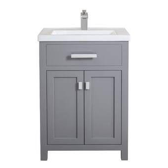 Cosimo 24 Single Bathroom Vanity Set Reviews Joss Main Single Bathroom Vanity Bathroom Vanity Vanity