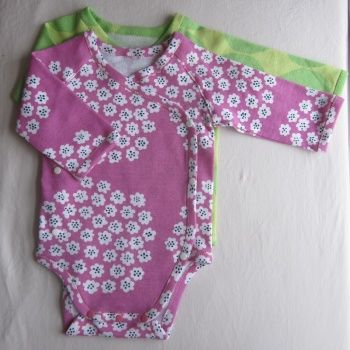 """Ottobre """"Warmly Wrapped"""" bodysuit by JNE4SL   Project   Sewing / Kids & Baby   Shirts, Tanks, & Tops   Kollabora"""