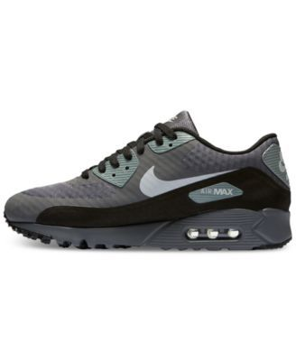 Nike Men s Air Max 90 Ultra Essentials Running Sneakers from Finish Line -  Black 12 fef8cc8be