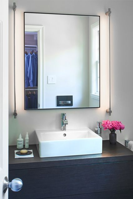 Modern Bathroom Remodel Project By Maxwell Finch Interiors